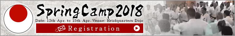 2018 spring camp