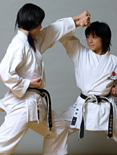 Japan Karate Association How to Join