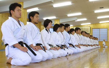 Japan Karate Association Philosophy