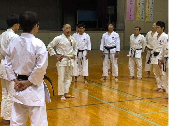 日本 空手 協会 総本部